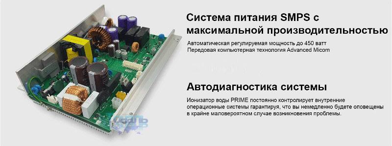система управления активатором