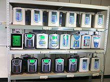 Модельный ряд приборов для приготовления живой и мертвой воды
